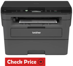 Brother HL-L2390DW Printer for mac