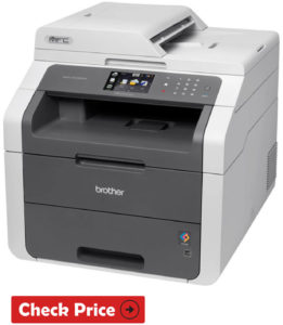 Brother MFC9130CW printer for macbook