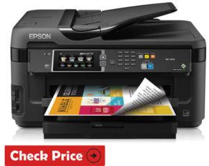 Epson WorkForce WF-7110 Best Printers For Heat Transfers
