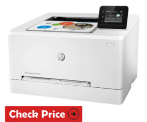 HP Color LaserJet Pro M255dw color printer for mac