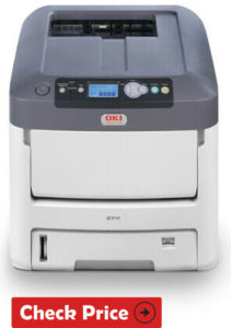 Okidata C711wt Printer review