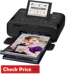 Canon Selphy CP1300 Airprint printer