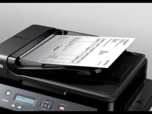 ADF Printing