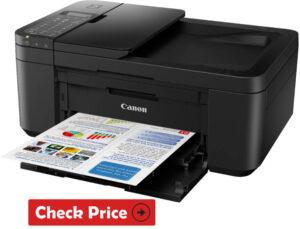 Canon PIXMA TR4520 printer for chromebook