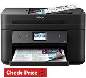 Epson Workforce WF-2860 inkjet printer under $200