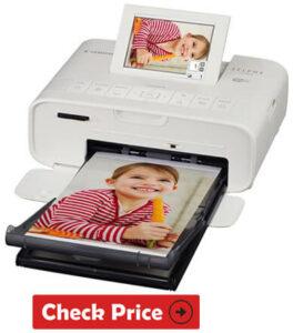 Canon SELPHY CP1300 printer for photos