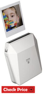 Fujifilm Instax SP-2 printer for iPhone
