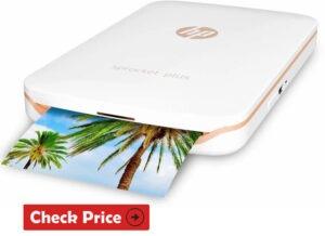 HP-Sprocket-Plus printer for photos portable