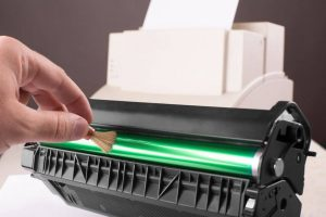 Clean your printers ink cartridges