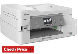 Brother MFC-J995DW printer with ink tank